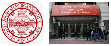 Boston University School of Management PhD in Mathematical Finance