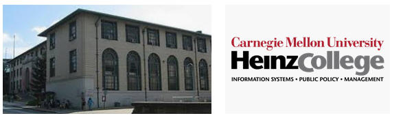Carnegie Mellon University H. John Heinz III College PhD in Information Systems & Management