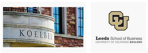 University of Colorado at Boulder Leeds School of Business PhD in Business Administration