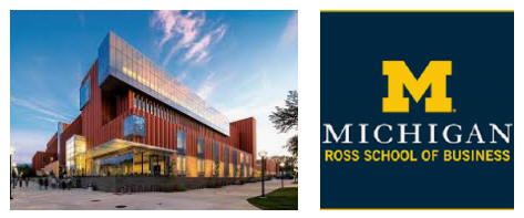 University of Michigan - Ann Arbor Stephen M. Ross School of Business PhD Program