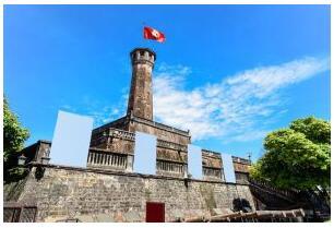 Hanoi Flag Tower