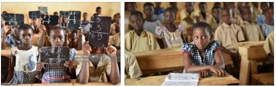 Ivory Coast Schools