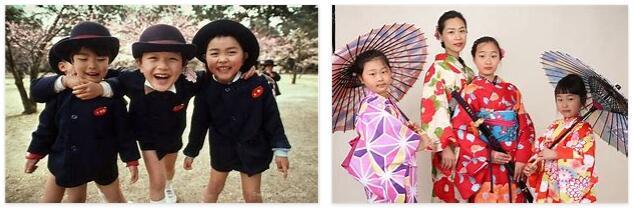 Japan Children