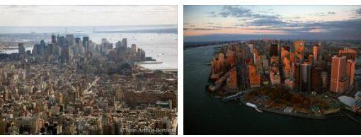 Manhattan Districts
