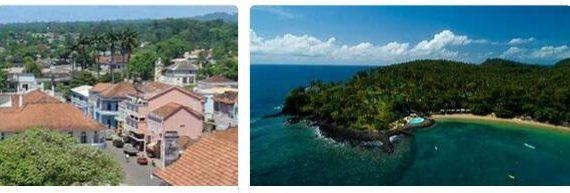 São Tomé and Príncipe Overview