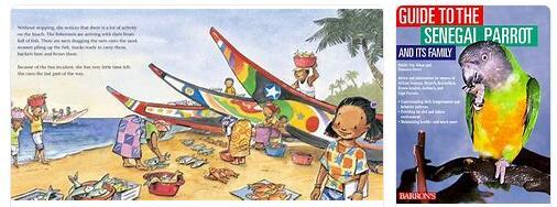 Senegal Literature