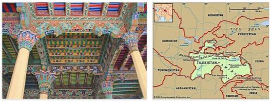 Tajikistan History