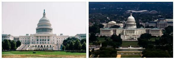 Washington, DC Geography