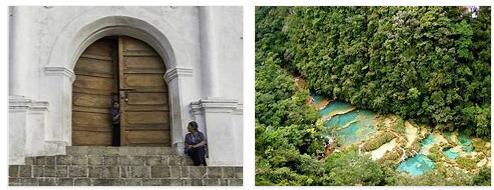 Guatemala Human Geography