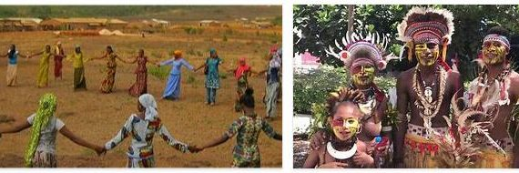 Guinea Country and People