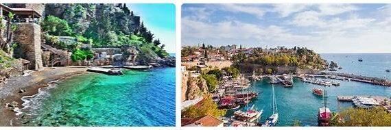 Travel to Antalya, Turkey